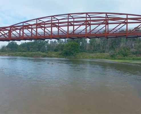 Bridge on Cowboy Trail
