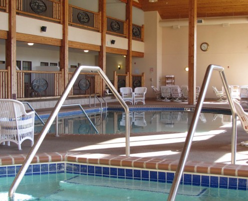 Divots And The Norfolk Lodge Suites Includes A Full Service Hotel Conference Center Restaurant Microbrewery Entertainment Venue With Expansive